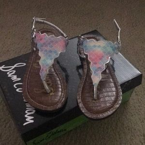 Lil girls sandals